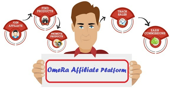 Omera - Affiliate & Referer Management Platform