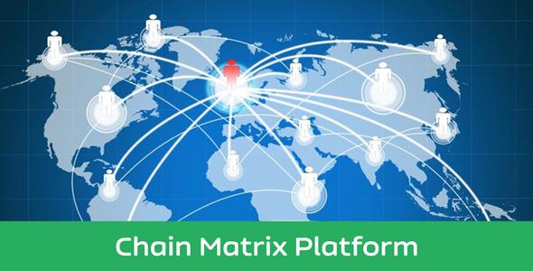 cMATRIX - Chain Matrix Business Platform
