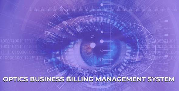 iOptics - Eye Care Business Billing System