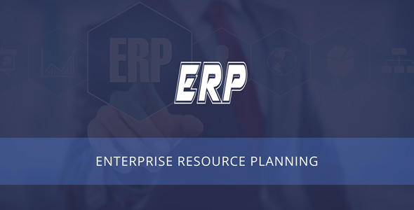 ERP - Business Resource Planning Management