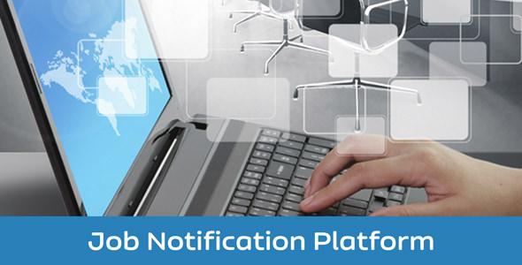eJOB - JOB Notification Platform
