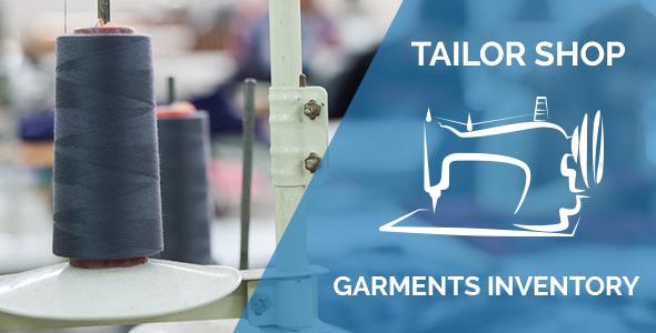 TailorShop - Garments & Fashion House Management System