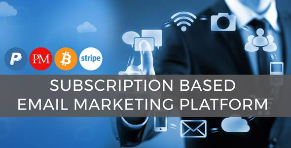 mBiz - Subscription Based Email Marketing CMS