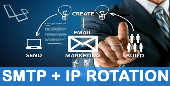 AwesomeMailer - Multiple SMTP Support IP Rotating Email Sender