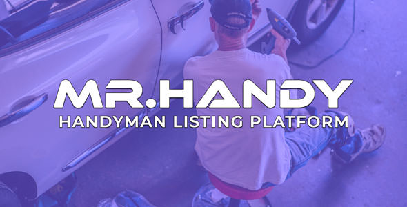 MrHandy - On Demand Handyman Service Platform