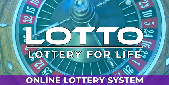Lotto - Live Online Lottery System