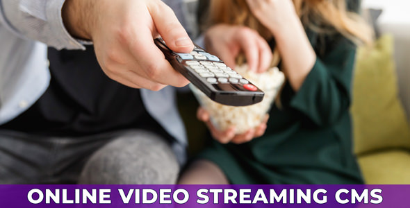 LiveTV - Online Video Streaming CMS