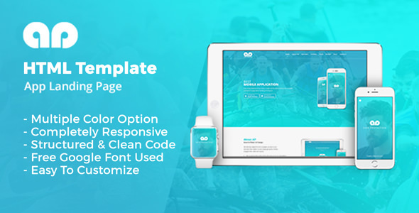 Labx - App Landing Page HTML Templates