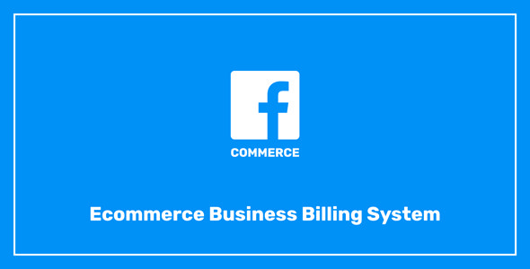Fcommerce - Ecommerce Business Billing System