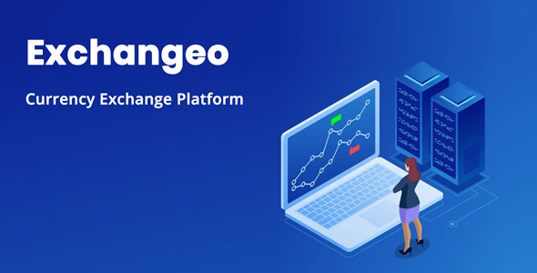 Exchangeo - Online Currency Exchange Platform