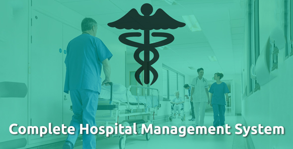 Hospice - Complete Hospital Management System