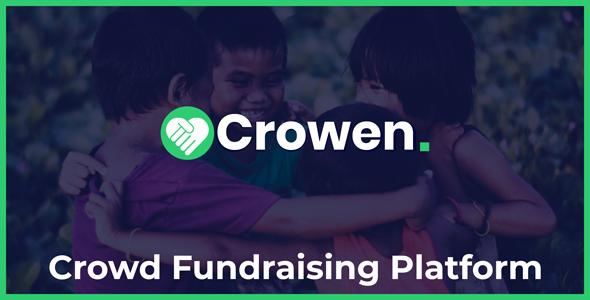 Crowen - Crowd Fundraising Platform