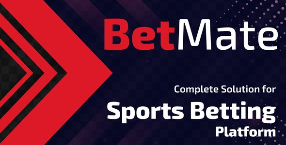 BetMate - Premium Sports Betting Platform