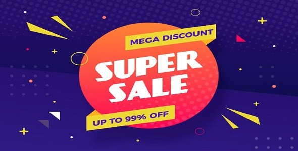 99% SuperSale Discount - 10 Premium HTML Templates, $1 USD Only