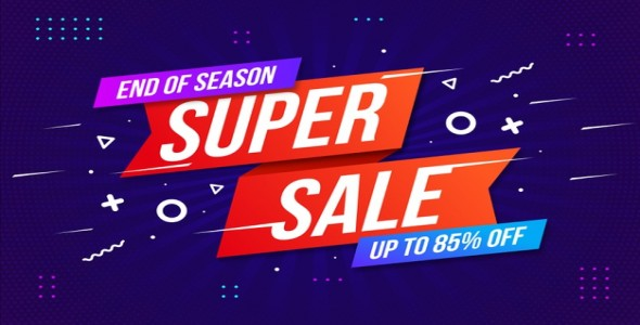 85% SuperSale Discount - 30 TopSold Premium HTML Templates, $49 USD Only